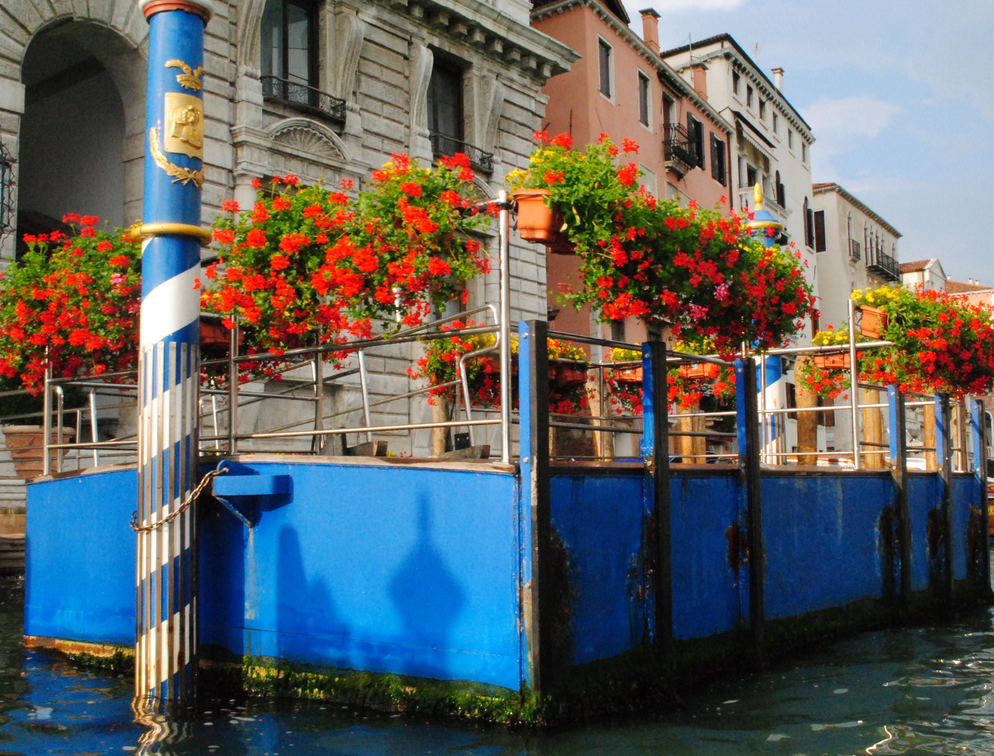 Jardines en venecia vamos de viaje for Jardines venecia