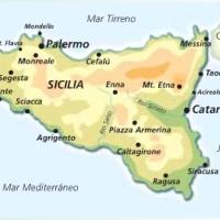 PALERMO, Sicilia. ITALIA