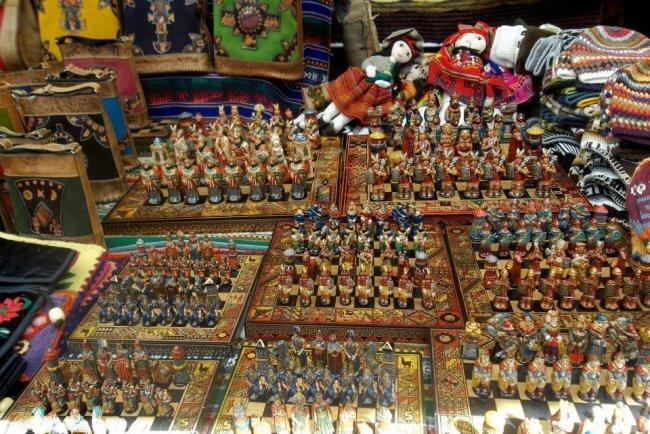 gran mercado de pisaq