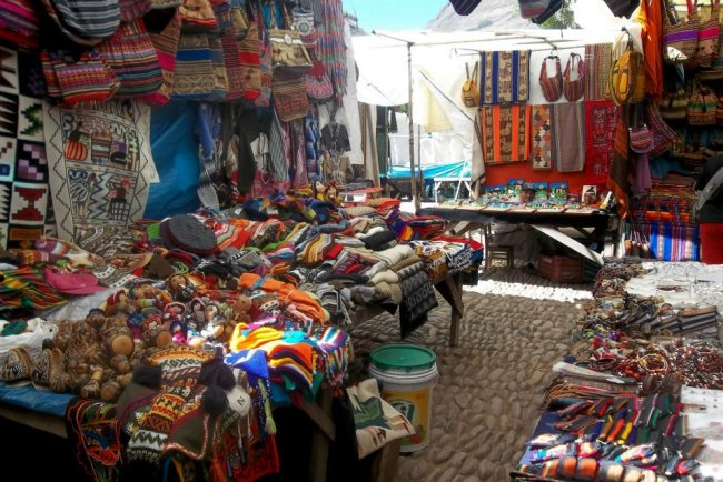 Mercado Artesana Pisaq