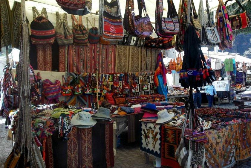 Mercado Artesanal