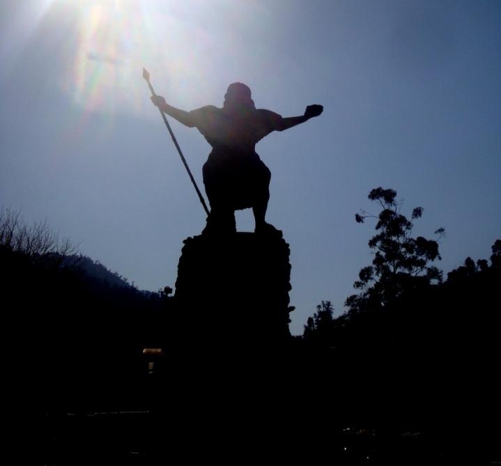Monumento al Indio Calchaquí