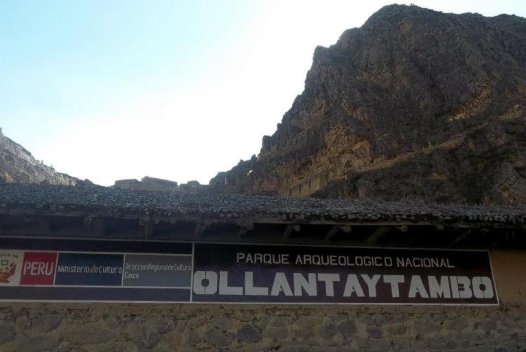 Parque Nacional Ollantaytambo