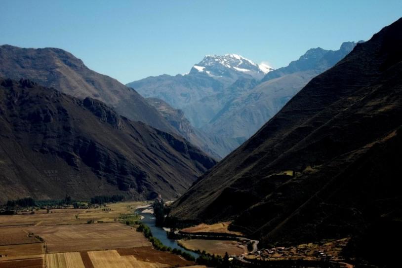 Valle Sagrado en Peru