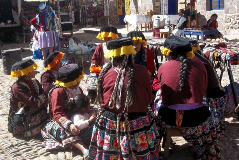 Visitar el Valle Sagrado Peru