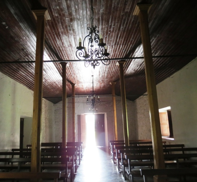 Capilla de San Benito Colonia