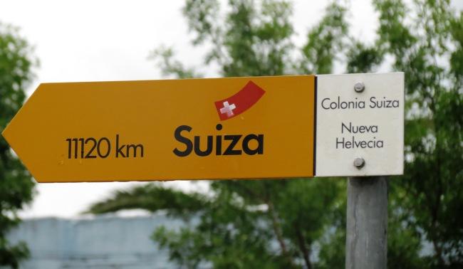 Colonia Suiza Nueva Helvecia