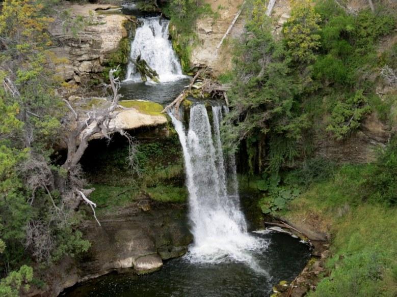 Cascadas Nant y Fall Esquel