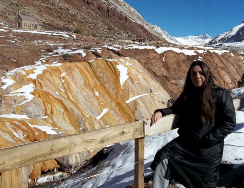 En El Puente del Inca