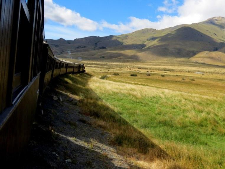 Viejo expreso patagonico Esquel