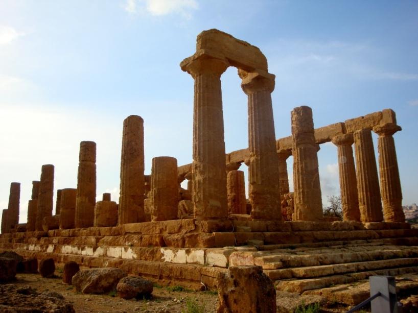 Templo de Hera Agrigento