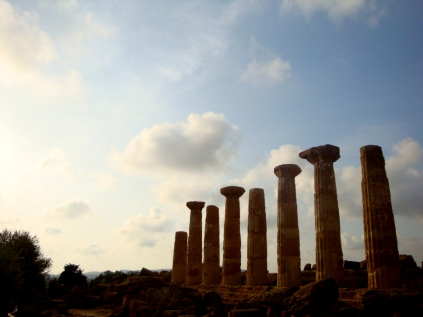 Templo de Heracles