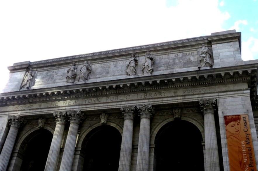 Biblioteca Publica Nueva York