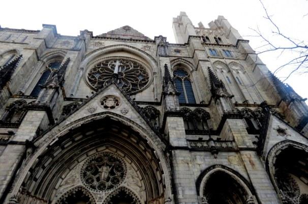 Catedral San Juan El Divino Nueva York
