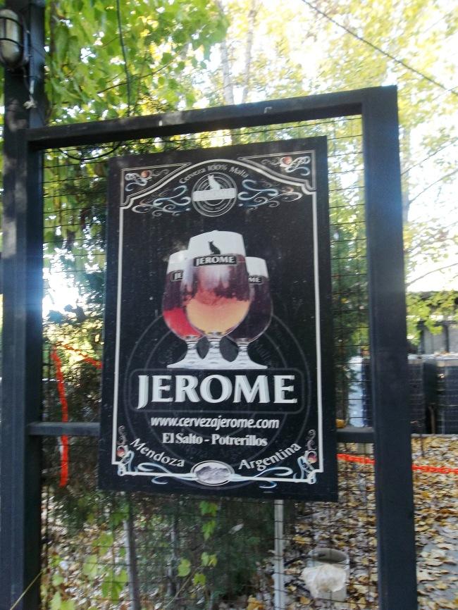 Cerveza Jerome Potrerillos