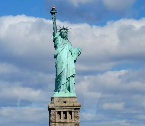 Estatua de la Libertad New York