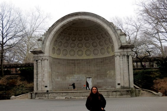 Recorrer el Central Park