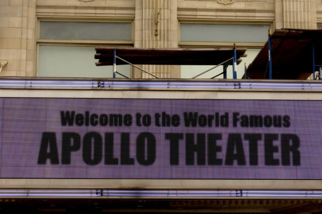 Teatro Apollo Nueva York