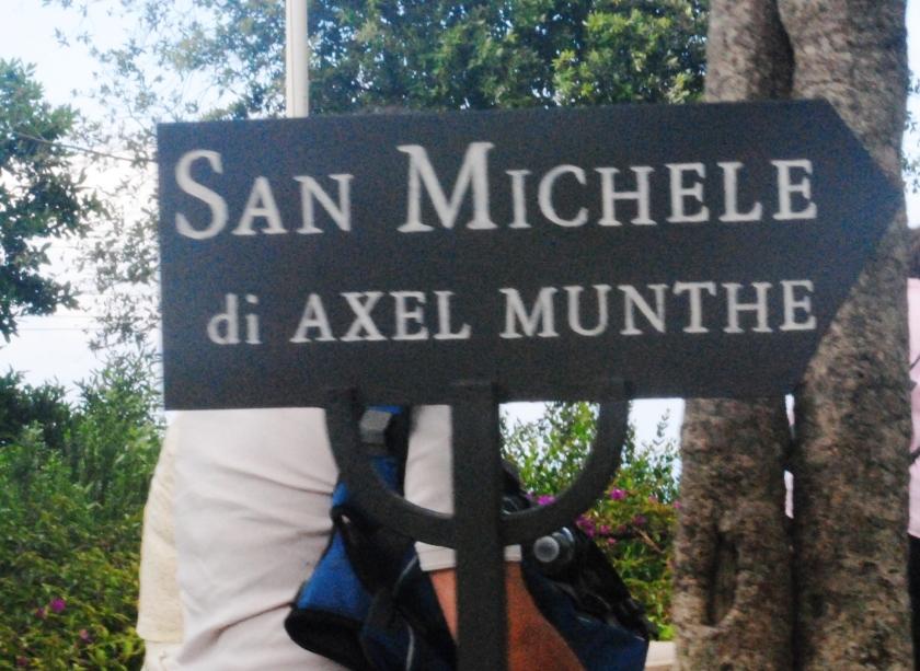 San Michele. Capri
