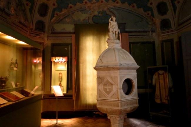 Capilla Palacio San Jose