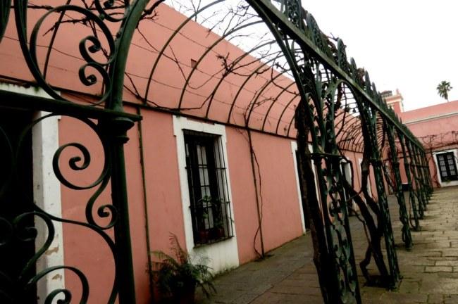 El Patio del Parral Palacio San Jose