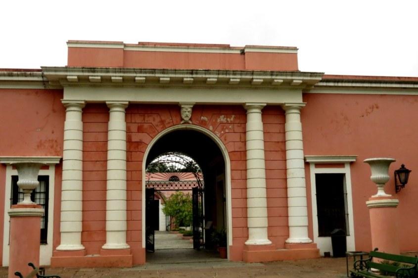 Palacio San jose Museo Justo Jose de Urquiza