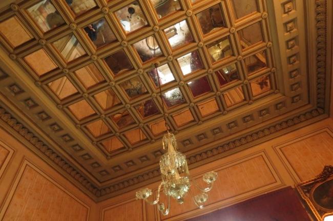 Salon de los Espejos Palacio San Jose
