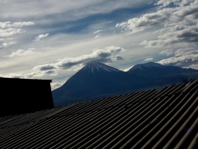 volcanes san pedro de atacama