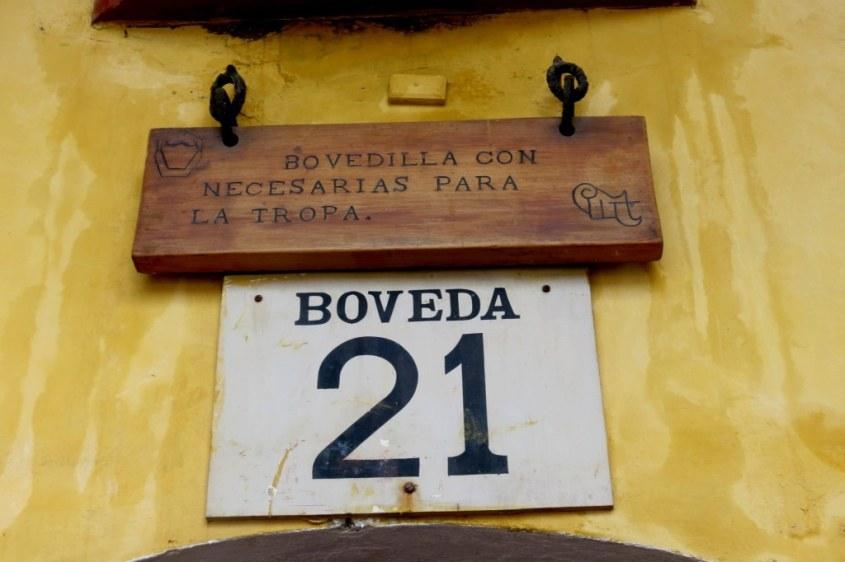 Bovedas Cartagena