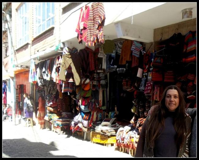 La Paz Mercado de las brujas