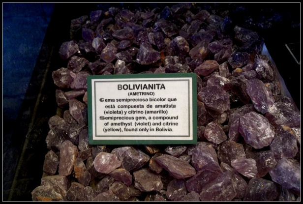 mineralogia en Potosi