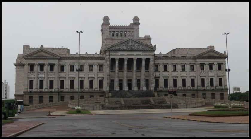 PALACIO LEGISLATIVO MONTEVIDEO