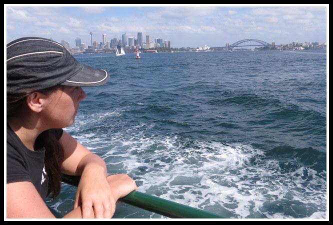 ferry en sydney