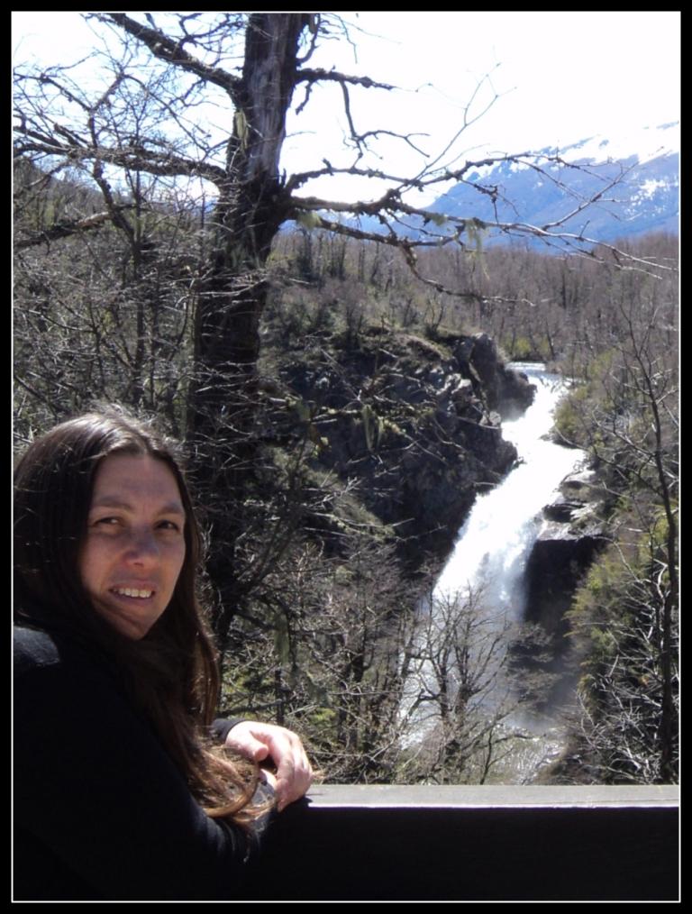 la Cascada Vulligñanco
