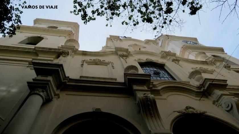 IGLESIA SAN IGNACIO BUENOS AIRES