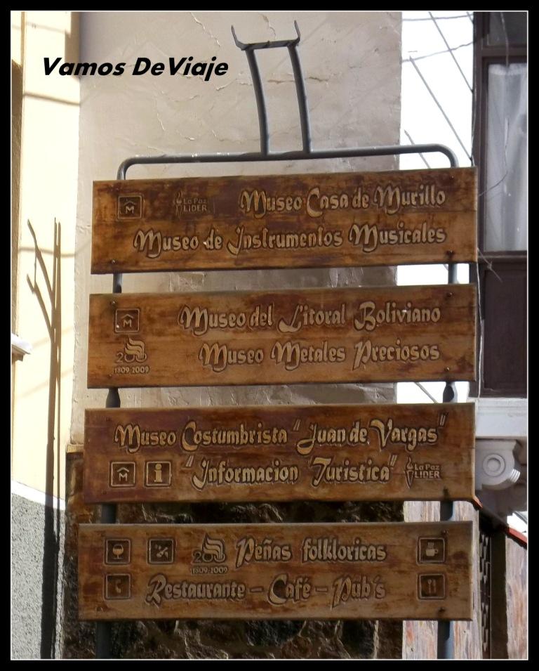 museos en la paz bolivia