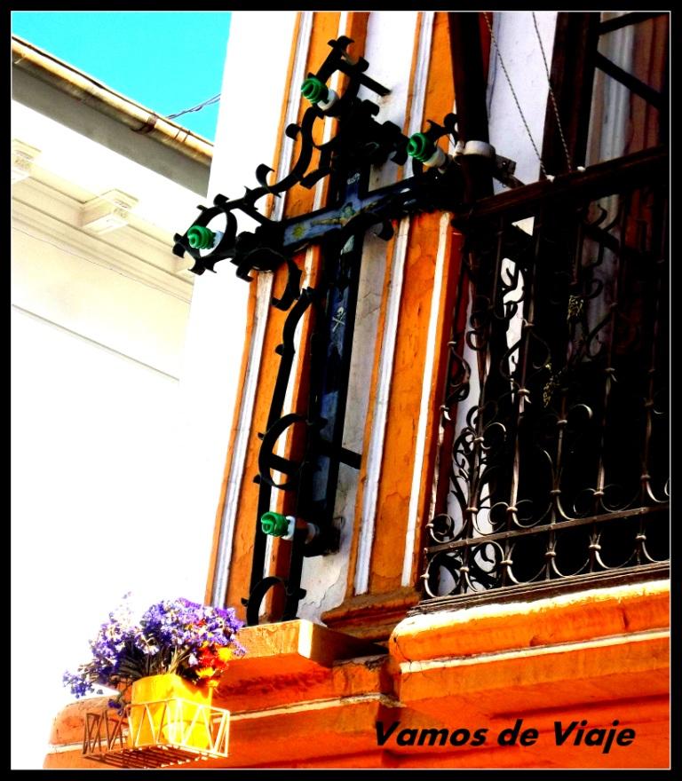 casa de la cruz verde la paz