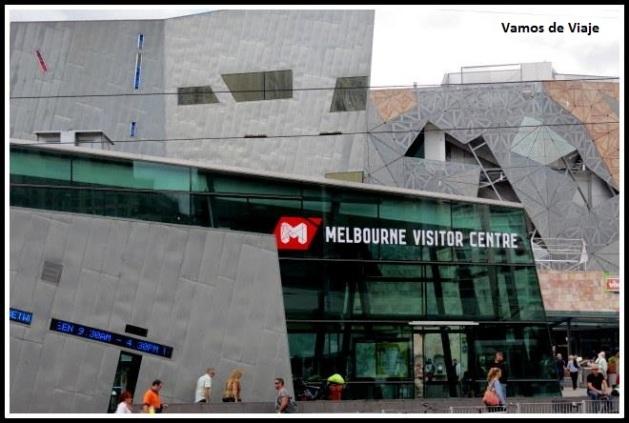federacion square melbourne