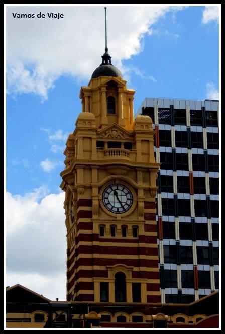 Estacion Flinders Australia
