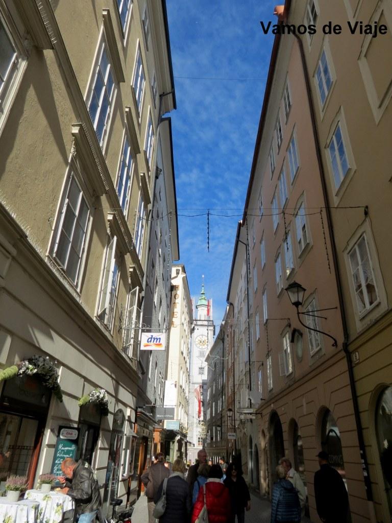 Callecitas de Salzburgo