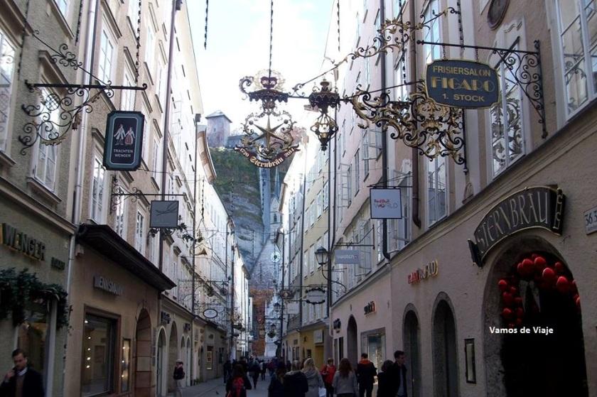 calles de salzburgo