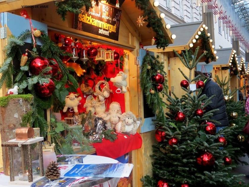 mercados en Viena