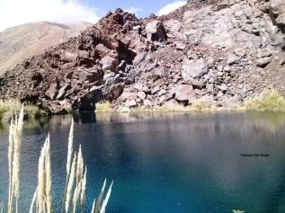 Mendoza Laguna encantada