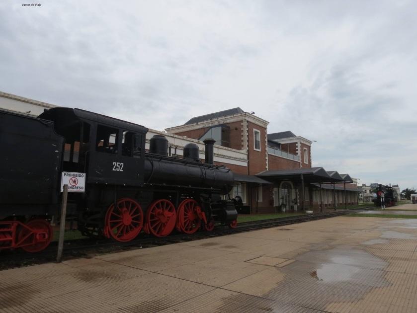 estacion de trenes posadas
