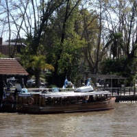 QUE HACER EN EL TIGRE. LANCHAS, RIOS Y  MERCADOS. Un imperdible en Buenos Aires