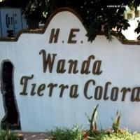 MINAS DE WANDA.TIERRA COLORADA A NUESTROS PIES. MISIONES